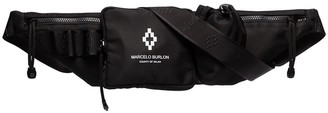 Marcelo Burlon County of Milan Logo-Print Belt Bag