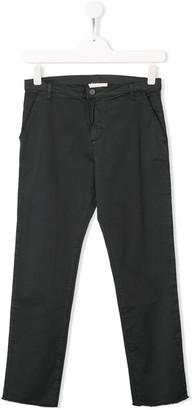 Douuod Kids TEEN stripe trousers