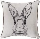 Gallery Pocket Watch Rabbit Cushion