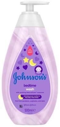 Johnson's Baby Bedtime Wash 500Ml