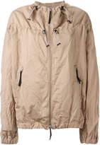 Marni drawstring bomber jacket
