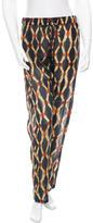 Figue Tie-Dye Straight-Leg Pants
