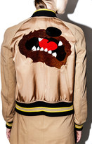 3.1 Phillip Lim Embroidered bomber jacket