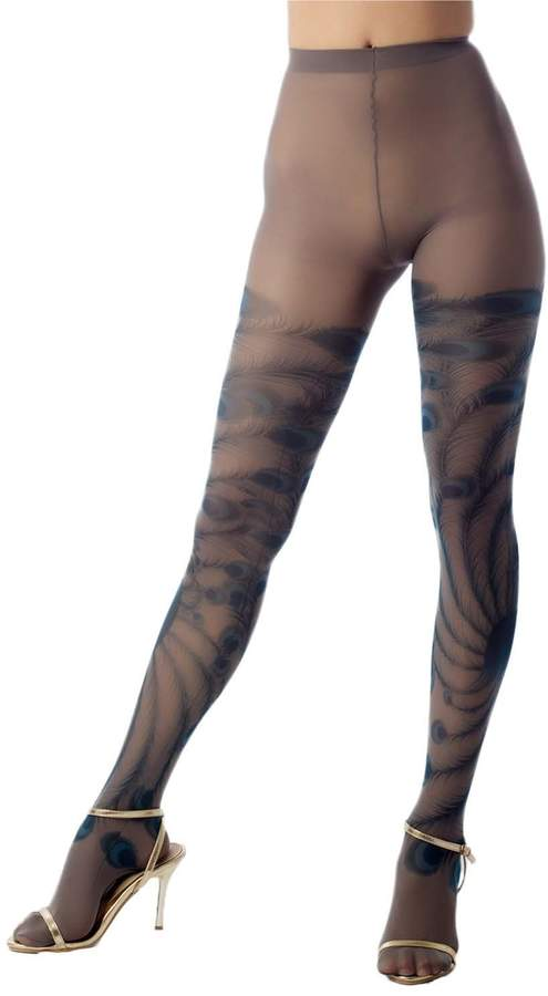9e05a5b14c304 Cool Printed Tights - ShopStyle Canada