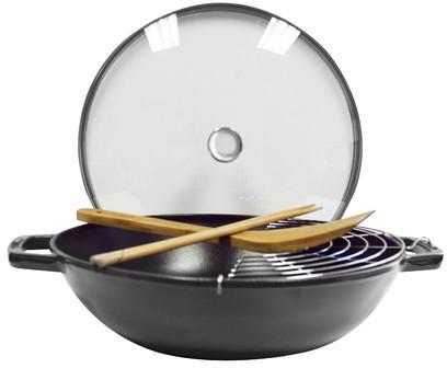 Staub Cast Iron Perfect Pan