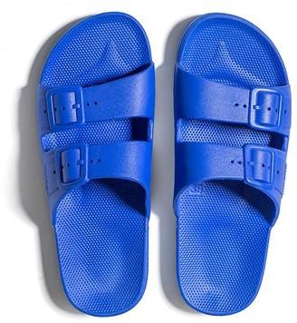 Freedom Moses Slippers Blue - 32/33 - 13/14 - 1Y/2Y