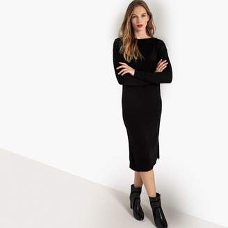 La Redoute Collections Midi Jumper Dress