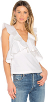 Marissa Webb Margeaux Top in White. - size S (also in )