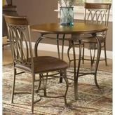 Hillsdale Furniture Montello Round Dining Table