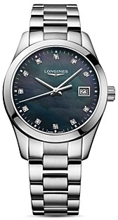 Longines Conquest Classic Watch, 34mm
