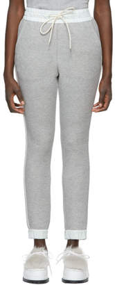 Sacai Grey Sponge Lounge Pants