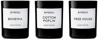 Byredo La Selection Bois Mini Candle Set