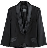 McQ Cropped Blazer