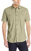 Dickies Men's Short Sleeve Canvas Shirt