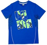 Puma Boys' Printed Logo Tee - Sizes 8-20