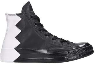 Converse Chuck 70 Sneakers In Black Leather