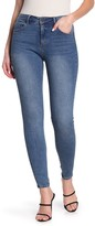 Tractr Nina High Rise Skinny Jeans