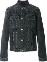 Helmut Lang flap pockets denim jacket