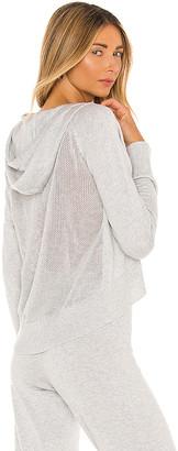 Lovers + Friends Harlen Hooded Sweater