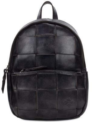 Patricia Nash Woven Jacini Backpack