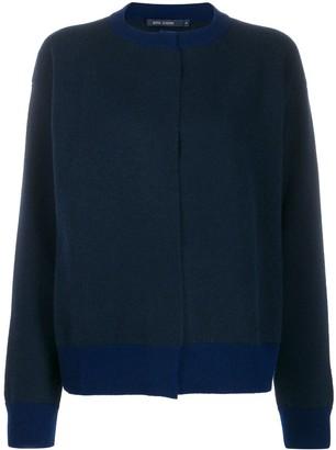 Sofie D'hoore Myrelle colour combo knit cardigan