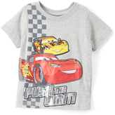Children's Apparel Network Cars Lightning Mcqueen & Cruz Ramirez 'Limit' Tee - Toddler