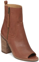 Lucky Brand Chic Open-Toe Bootie