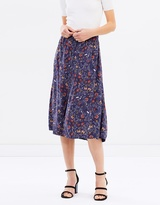 All About Eve Steele Midi Skirt