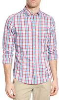 Gant Tech Prep Plaid Fitted Sport Shirt