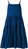 Chinti and Parker denim sun dress - women - Cotton - 6