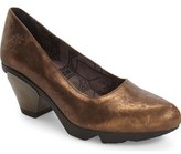 Fly London Oliv Beveled Heel Pump (Women)