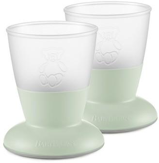 BABYBJÖRN Cup Powder Green 2-Pack