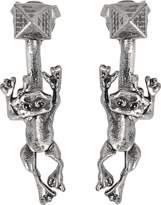 Valentino Garavani Frog stud earrings