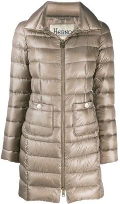 Herno Maria zipped jacket