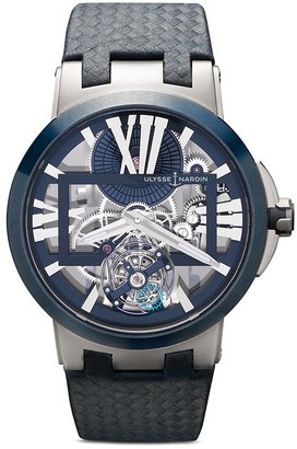 Ulysse Nardin Skeleton X 43mm