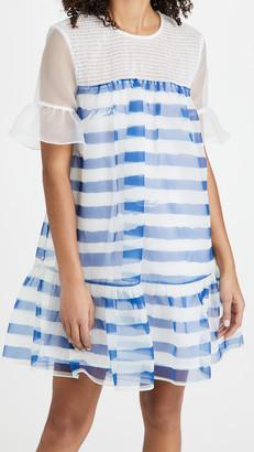 STAUD Florence Dress