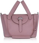 Meli-Melo Mauve Thela Mini Cross Body Bag