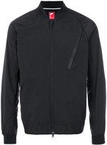 Nike Sportswear tech hypermesh varisty jacket - men - Nylon - S