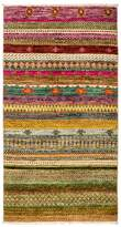 Solo Rugs Tribal Oriental Area Rug, 3' x 5'4""