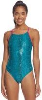 Sporti Snakeskin Foil Micro Back Swimsuit 8131512