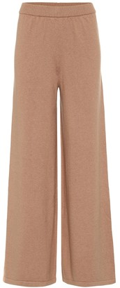 STAUD Mitchell cotton jersey pants