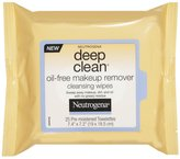 Neutrogena Make-Up Remover Towelettes 25 Count Deep Clean