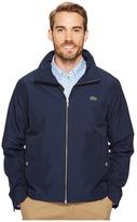 Lacoste Lightweight Taffeta Jacket Men's Coat