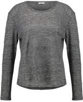Filippa K Long sleeved top anthracite