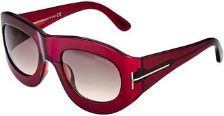 Tom Ford Women's Mila 53Mm Sunglasses