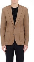 ATM Anthony Thomas Melillo MEN'S STRETCH-COTTON TWILL UNCONSTRUCTED TWO-BUTTON SPORTCOAT