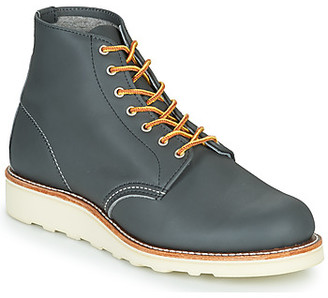 Red Wing Shoes 6 INCH ROUND women's Mid Boots in Blue