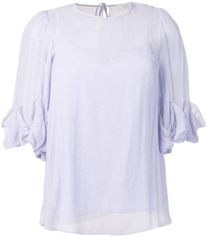 3d4cc01d93dc0 See by Chloe Women's Tops - ShopStyle