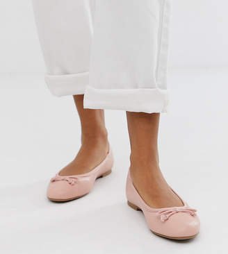 New Look ballerina in light pink