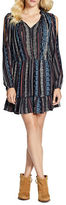 Jessica Simpson Meadow Long Sleeve Printed Dress